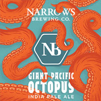 Narrows Giant Pacific Octopus IPA