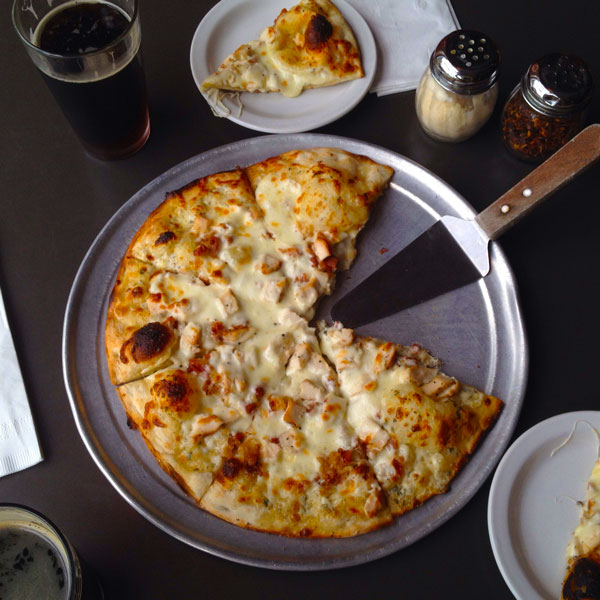 Friday Night is Pizza Night at Meconi's Tacoma Pub